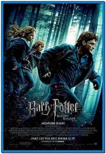 Harry Potter 7 Screensaver Mac