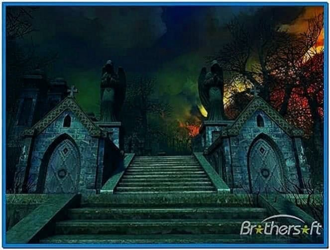 Haunted House 3D Screensaver 2.0