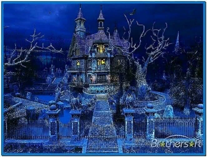 Haunted House 3D Screensaver 2.0