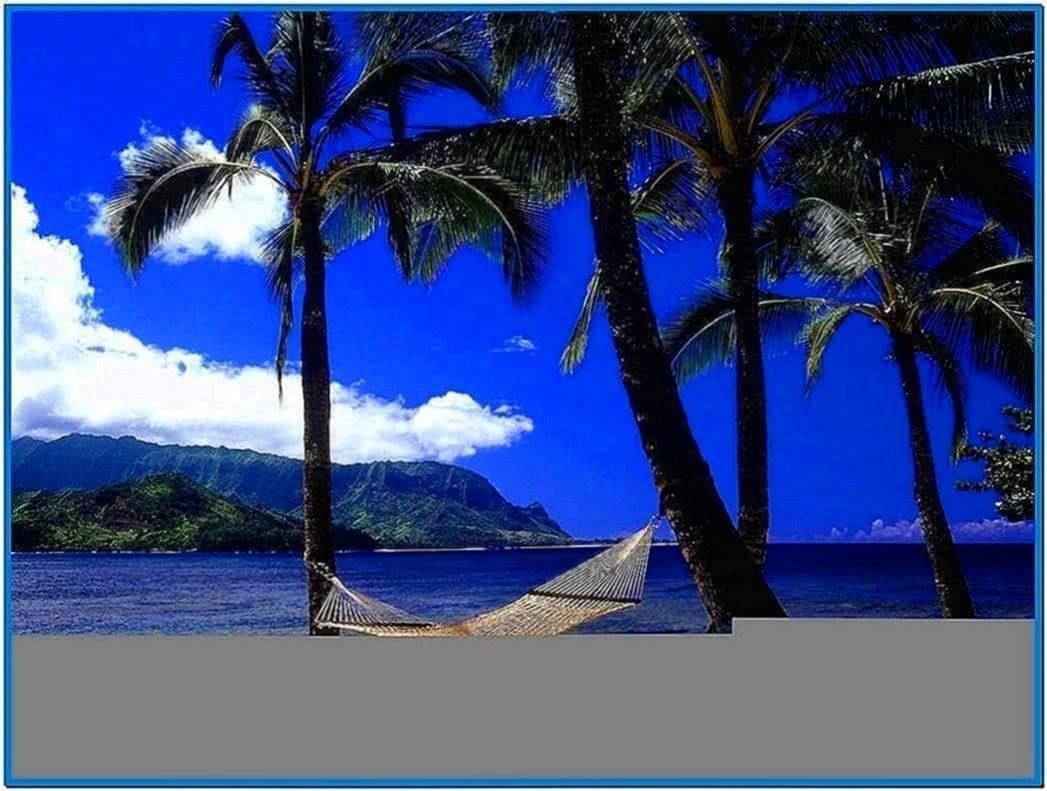 Hawaii Pictures Screensaver