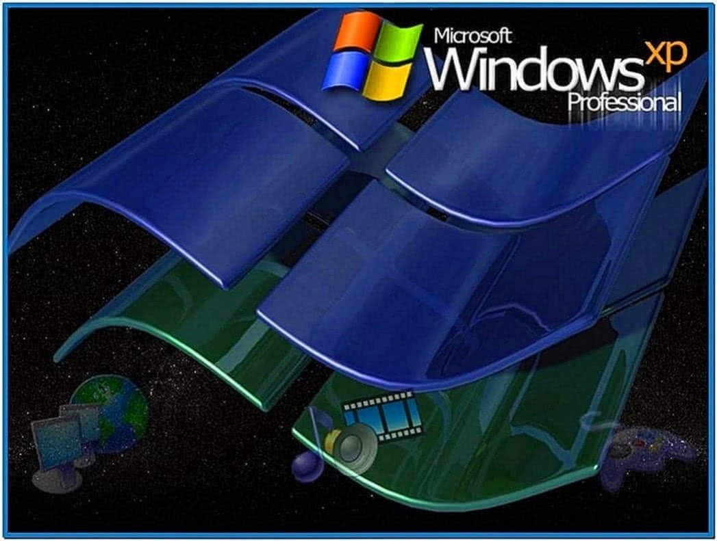 HD Animated Screensavers Windows XP