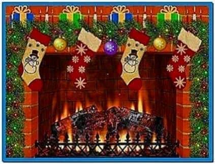 Hd fireplace screensaver Windows 7