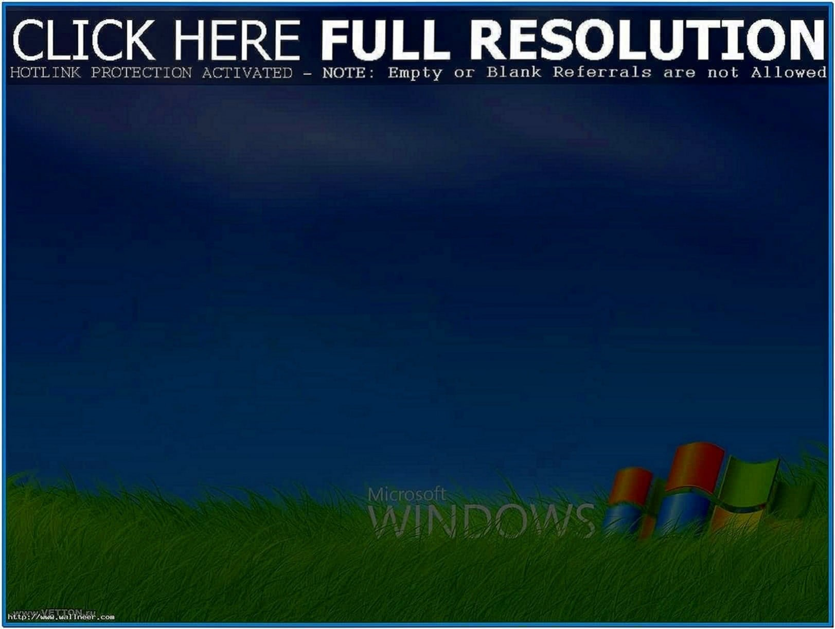 HD Screensavers Windows XP