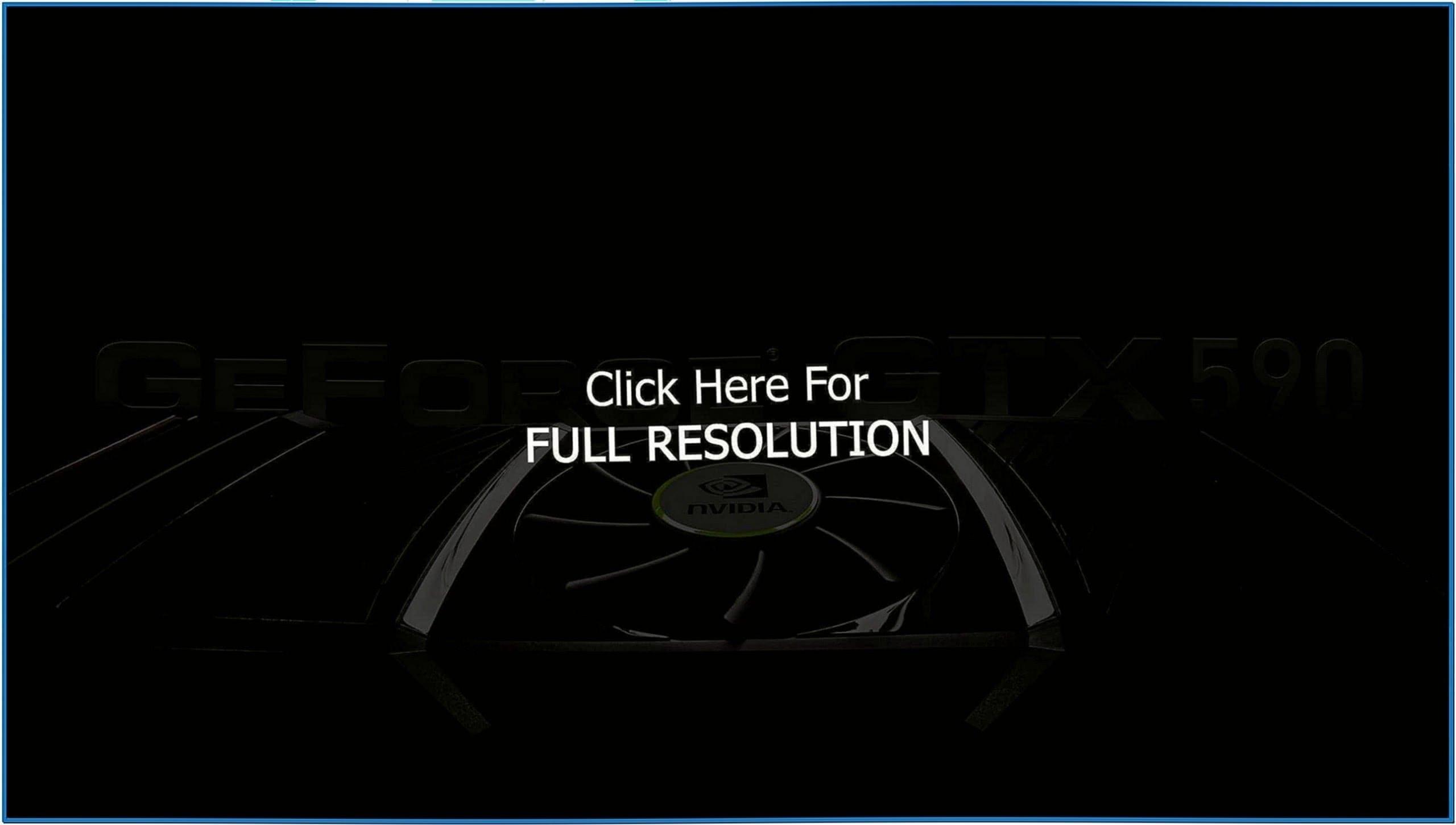 HD Video Screensavers Mac
