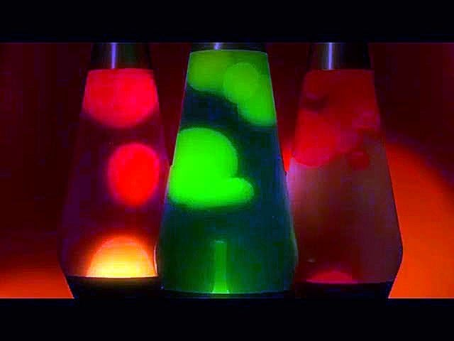 Lava Lamp Video Screensaver HD