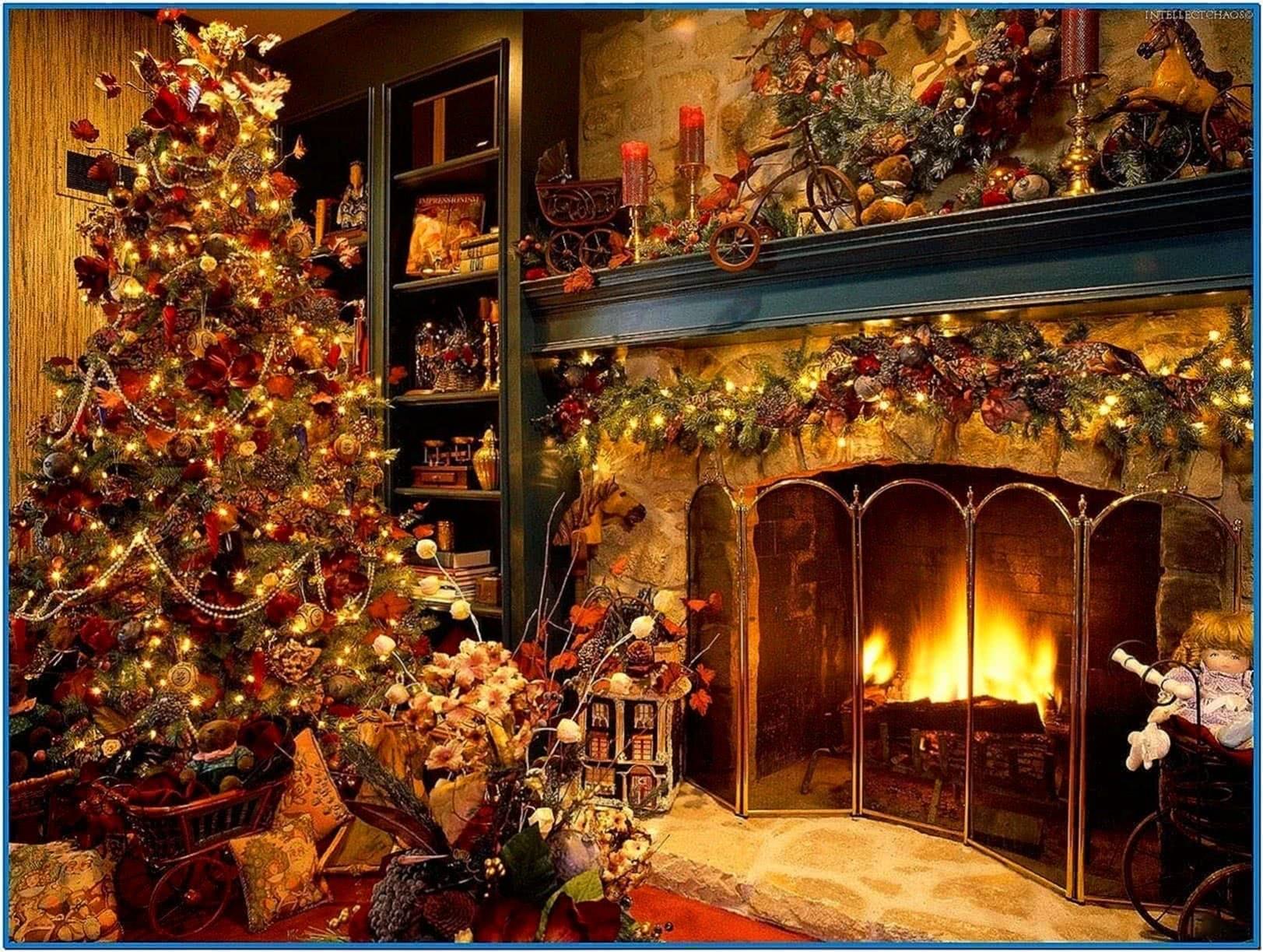 christmas wallpapers and screensavers - photo #25