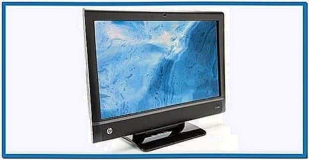 HP Touchsmart 610 Screensavers