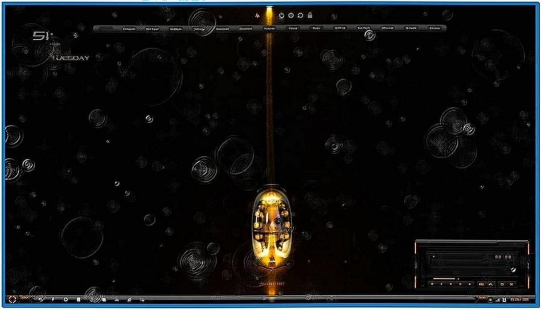 Hypnogenic rain screensaver full version