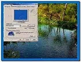 Hypnogenic Rain Screensaver Water