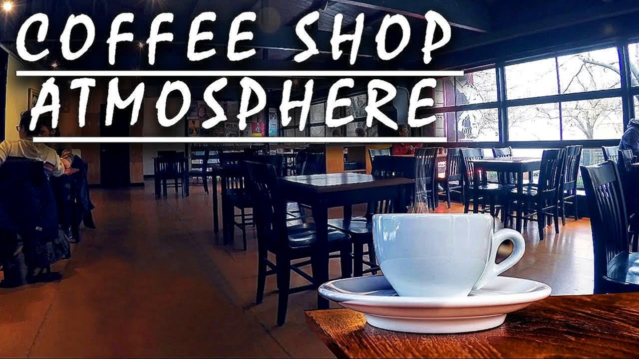 Coffee Shop Atmosphere During Quarantine Screensaver 4K