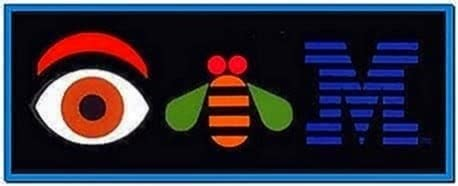 Ibm Eye Bee M Screensaver