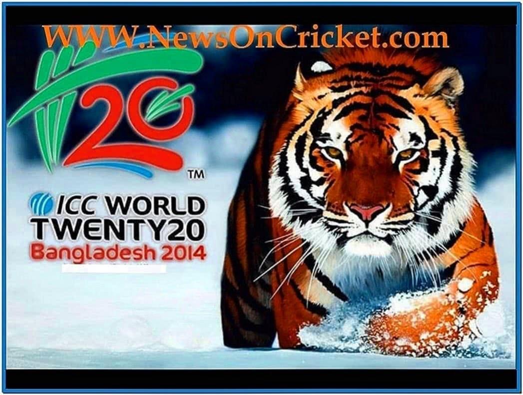 Icc Cricket World Cup 2020 Screensaver