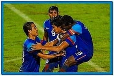 India World Cup 2020 Screensaver