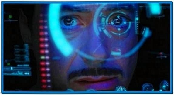 Iron man jarvis screensaver Mac