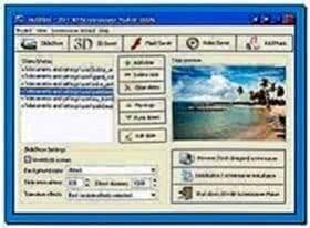 Iwantsoft 2D 3D Screensaver Maker 3.6
