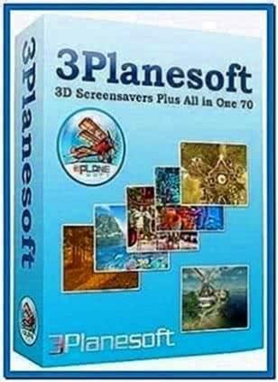 Iwantsoft 2d 3D screensaver maker