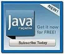 Java Duke Screensaver