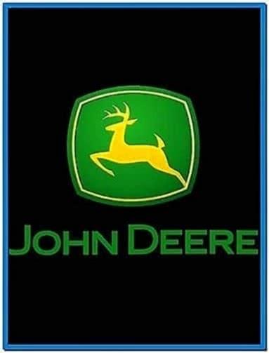 John Deere Logo Screensaver