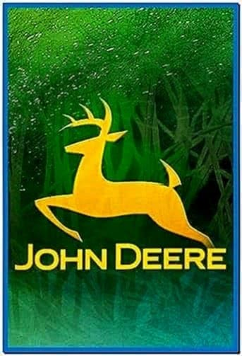 John Deere Logo Screensaver