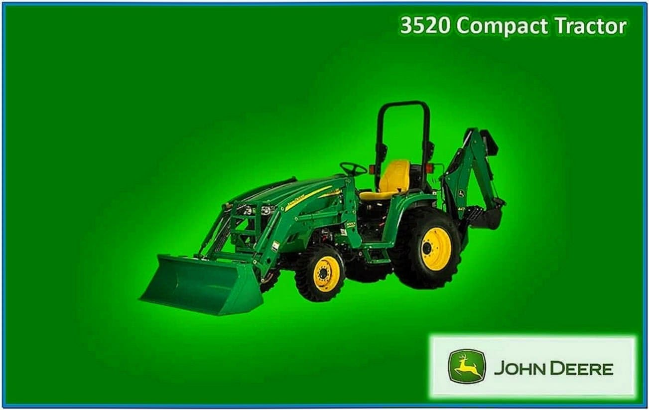 John Deere Screensaver Mac