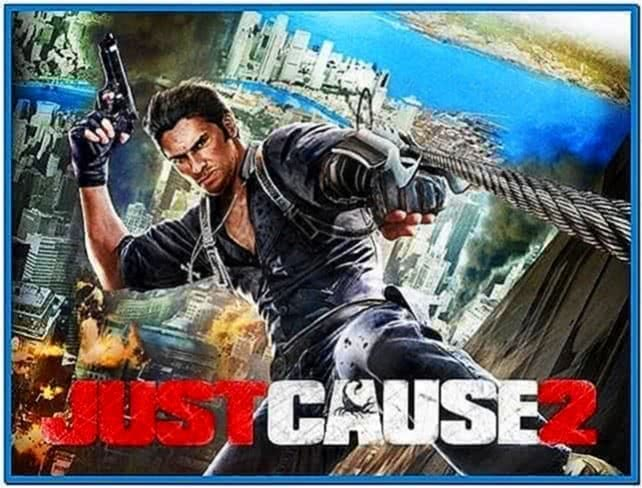 Just Cause 2 Screensaver