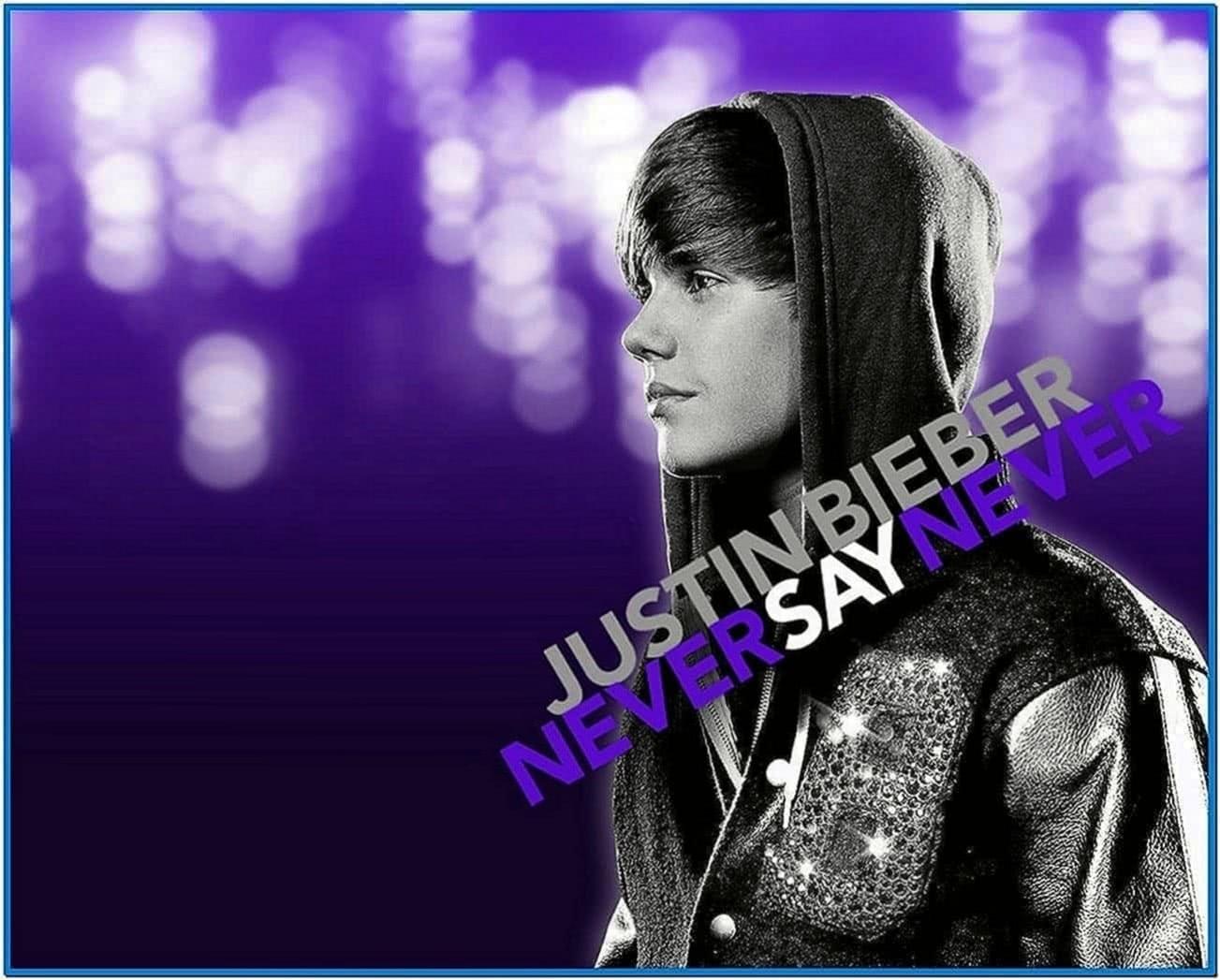 Justin Bieber Wallpaper Screensaver