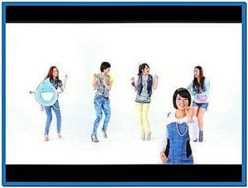 Kara Samsung Screensaver