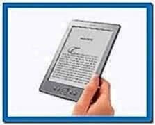 Kindle 4 No Touch Screensaver Hack