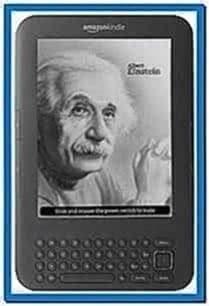 Kindle Dx Custom Screensavers