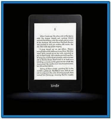 Kindle Paperwhite Custom Screensavers