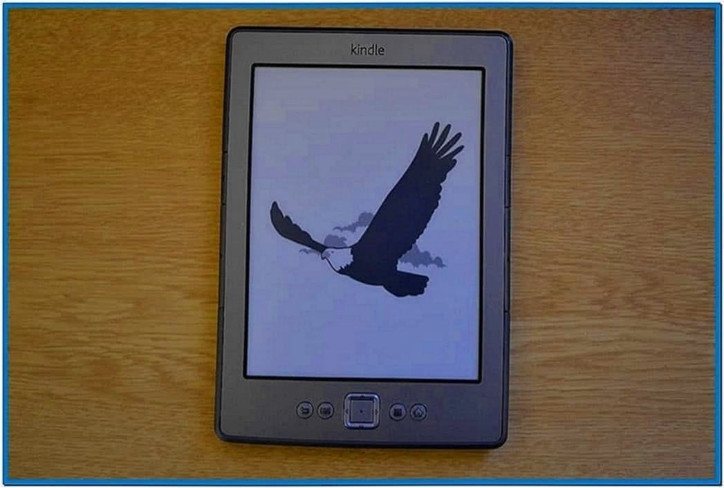 Kindle Touch 5.0.3 Custom Screensaver