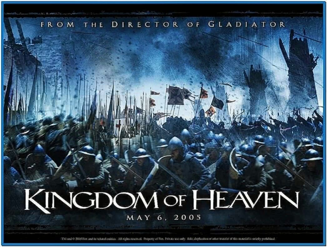 Kingdom of Heaven Screensaver