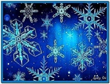 Let It Snow Screensaver
