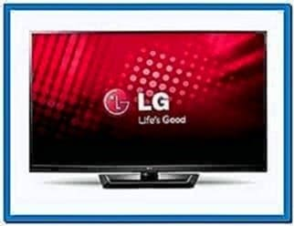 Lg Plasma TV Screensaver