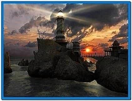 Lighthouse Point 3D Screensaver 1.1