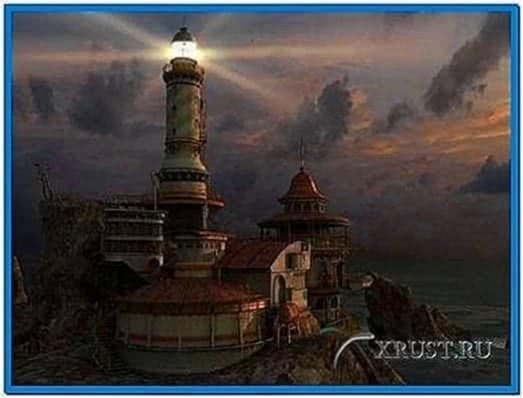 Lighthouse point 3d screensaver 1 1 0 3 download free - Lighthouse live wallpaper ...