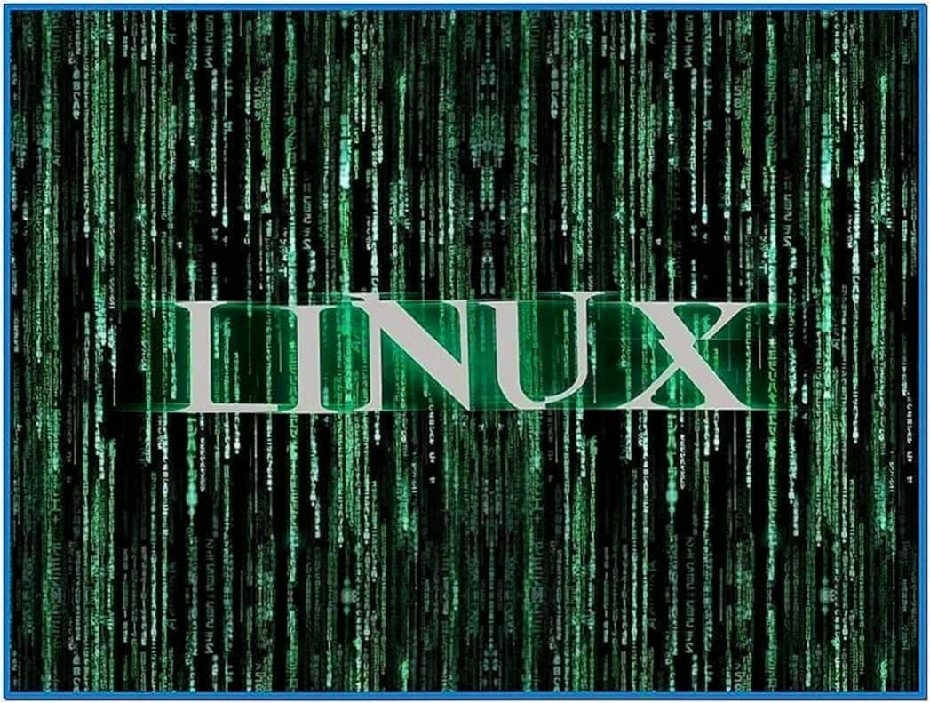 Linux Matrix Screensaver Windows 7