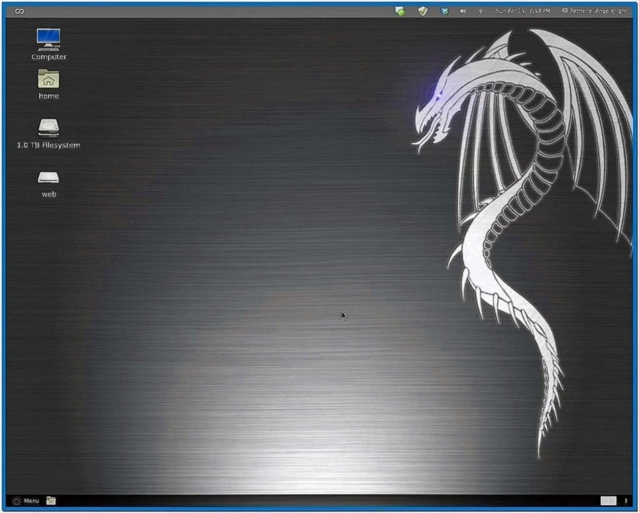 Linux Mint 12 No Screensaver