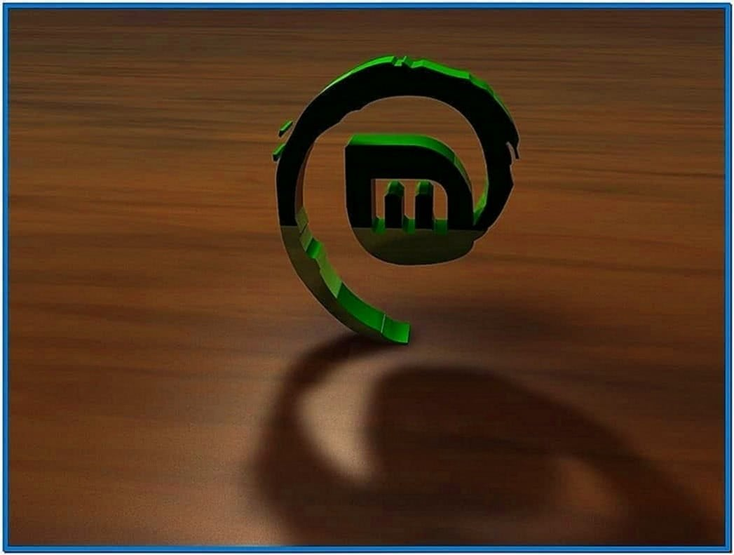 Linux Mint Photo Screensaver