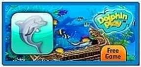 Live 3D Dolphin Screensaver
