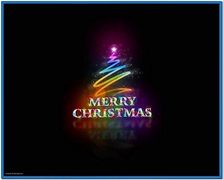 Live Christmas Screensavers Mac