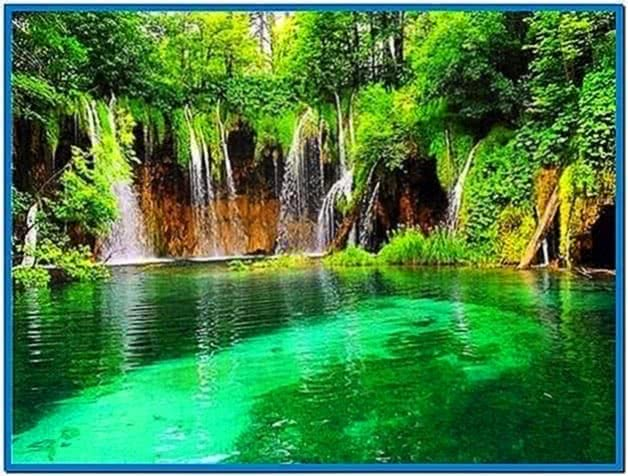 Related Pictures 3d living waterfall screensaver serial