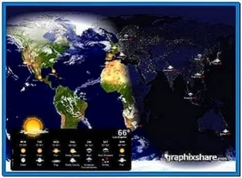 Living Earth Desktop Wallpaper and Screensaver 7.4.2