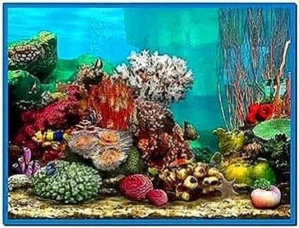 Living Marine Aquarium 3 Screensaver