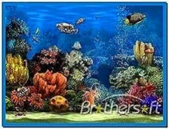 Living Marine Aquarium Screensaver