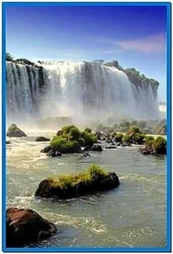 Living Waterfalls 3 Screensaver 2020