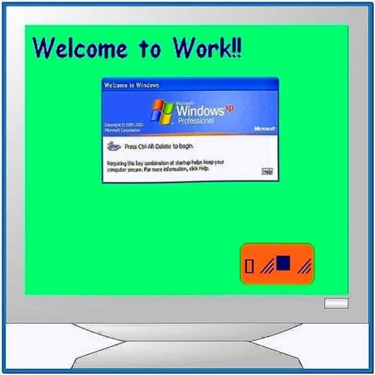 Logon Screensaver Windows 7 Gpo