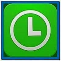 Lost countdown clock screensaver