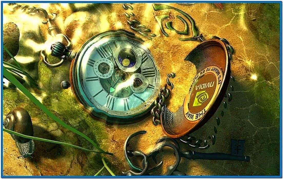 Lost Watch Screensaver