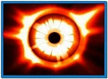 Lotr Screensaver Eye